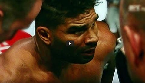Alistair Overeem waking up from the vicious KO (VIDEO)