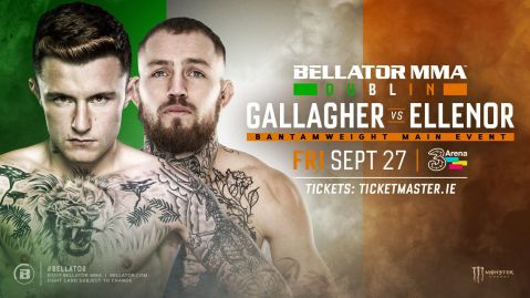 ICYMI: Bellator Dublin main event announced