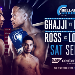 Inaugural Featherweight Kickboxing Title Fight between Kevin Ross and Domenico Lomurno Added To Bellator Kickboxing 7 In San Jose On Sept. 23