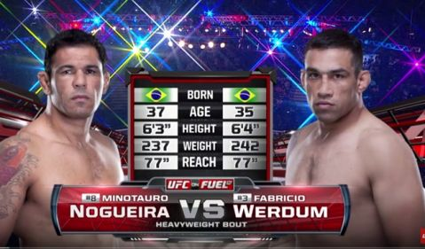 Fight Night Sydney Free Fight: Fabricio Werdum vs Big Nog (VIDEO)