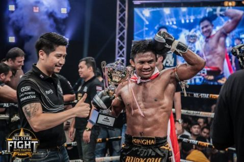 Buakaw, Pakorn and Manachai confirmed for All Star Fight 2!