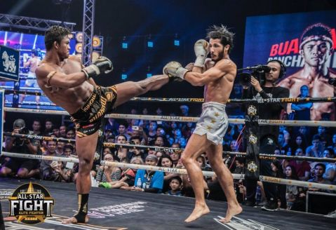 Full Fight Card for All-Star Fight 2 Announced: Buakaw, Pakorn, Manachai!