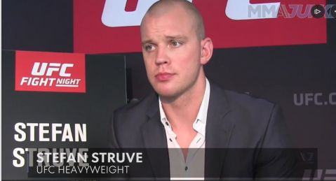 Stefan Struve wants to prove 'rankings are bullshit'