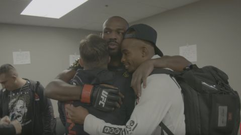 UFC 232: The Thrill and the Agony Sneak Peak (VIDEO)