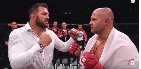 Bellator 214: Countdown – Fedor vs. Bader: Episode 1 (VIDEO)