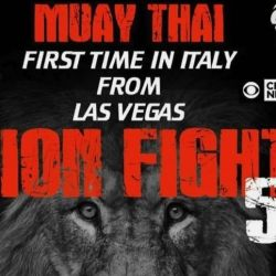Lion Fight continues European expansion with debut event in Italy
