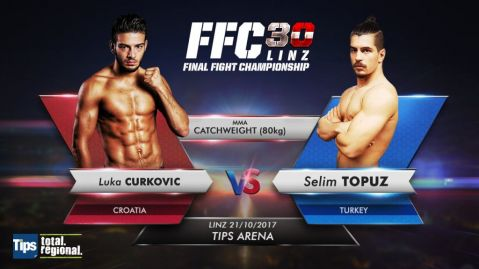Schober out, Ćurković gets new opponent