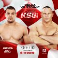 Ante Delija vs Denis Stojnić added to KSW 51