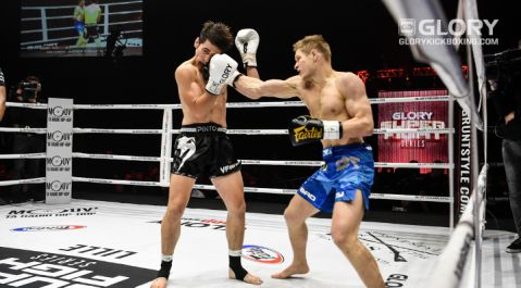 Adamchuk wins GLORY 53 Featherweight Contender Tournament