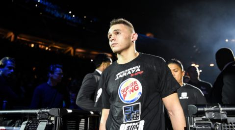 Jaraya returns to Lightweight division at GLORY 66 PARIS