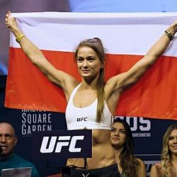 Kowalkiewicz: Joanna Jedrzejczyk's weight cut issue is 'one big fraud'