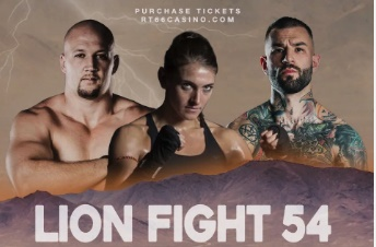 New title bout opponents announced for Lion Fight 54