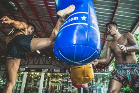Manachai Back on All Star Fight May 21st in Hong Kong
