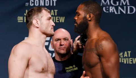 Stipe Miocic to Jon Jones: 'I'm The Baddest Man On The Planet'
