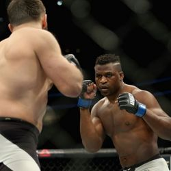 Francis Ngannou Implores Brock Lesnar to Return to UFC: 'Give Me That Fucking Fight' (VIDEO)