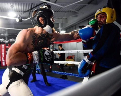 Paulie Malignaggi gives detailed account of second sparring session with Conor McGregor