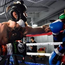 "Malignaggi: ""There was a lot of violence in recent sparring session with McGregor"""
