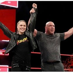 Ronda Rousey on WWE: 'So happy I lost those fights because it led me here'