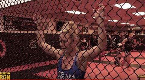 Holly Holm: 'Never Give Up' Documentary (VIDEO)