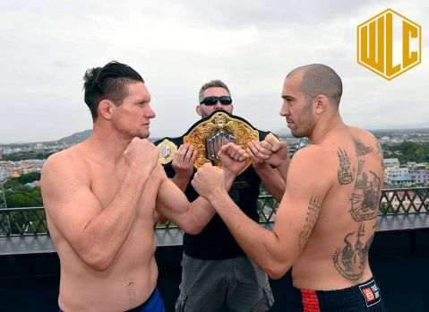 WLC: King of Nine Limbs weigh-in results