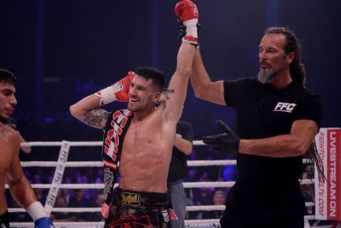 FFC 30 kickboxing results: Veseli is the next FFC welterweight contender