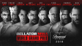 Bellator to hold eight-man World Grand Prix heavyweight tournament in 2018