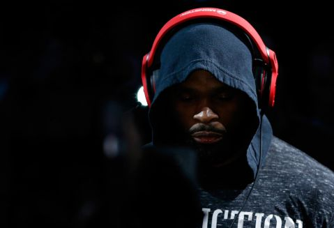 "Tyron Woodley on Colby Covington: ""Colby used to be my warmup guy"""