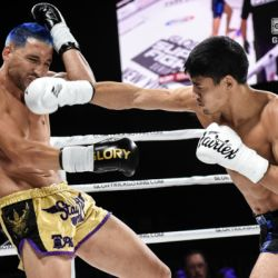 Asa Ten Pow searching for fifth straight win at GLORY 67