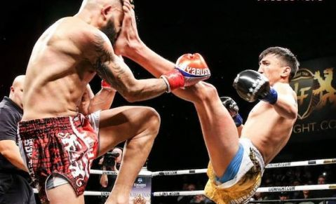 Four more bouts added to Lion Fight 38 at Foxwood