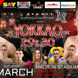 YOKKAO 29 – 30: Full Fight Card Released!