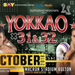 YOKKAO 31 – 32: An Event Not To Be Missed
