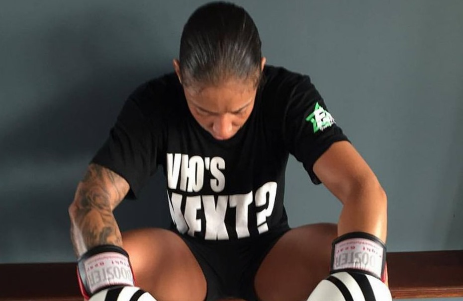 Germaine de Randamie stripped of belt due to 'unwillingness' to fight 'Cyborg'