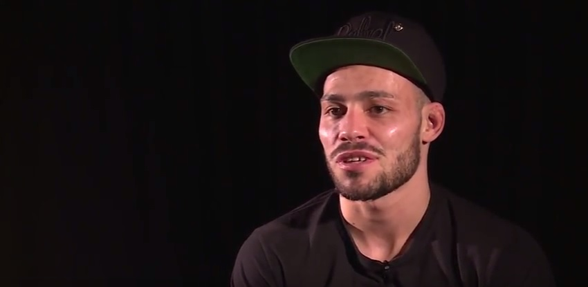Robin Van Roosmalen reveals what motivated him to start fighting in MMA