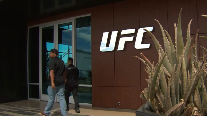 Behind the scenes at UFC's new headquarters (VIDEO)