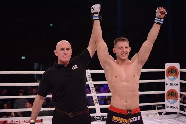 Final Fight Championship (FFC) temporarily vacates three MMA titles