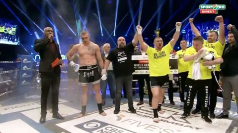 SuperKombat WGP II Madrid Results