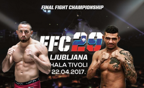 Uroš Jurišić gets opponent for FFC 29!