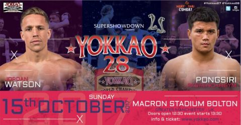 Will Jordan Watson Continue His Reign at YOKKAO 28?