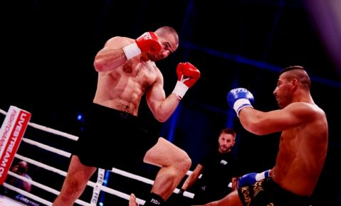 FFC 28: Čikotić on his return to Athens and match with undefeated Greek star