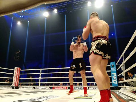 FFC 28 Athens – Kickboxing results – FFC crowns new middleweight champion, Danenberg defends his title