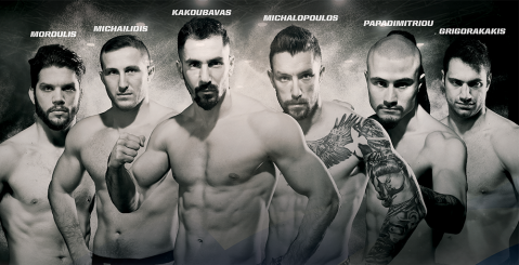 """Greek fighters share their plans and expectations ahead of the FFC 28 """"Greece vs. Rest of the World"""""""