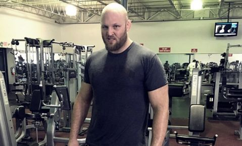Ben Rothwell arrives to Zagreb: 'Croatia is excited for this, and I'm here to show them why'