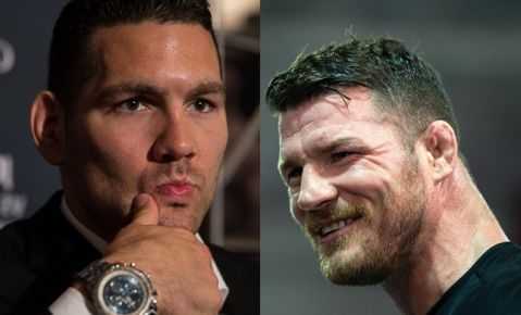 Chris Weidman embarrassed to call Bisping champion