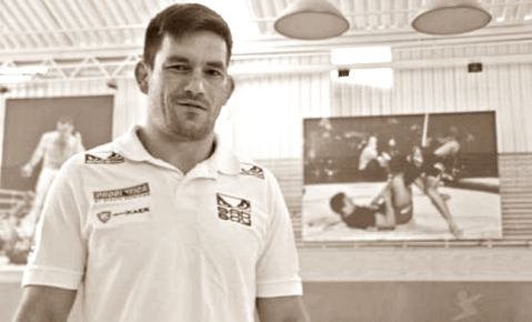 """Demian Maia not retiring after loss to Usman: """"I still gave the will to finish my contract"""""""