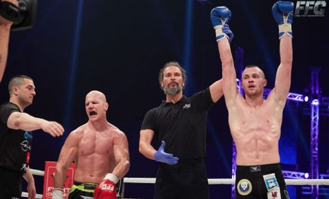 FFC 28: Check out some of the best moments from Athens, Greece (PHOTO)