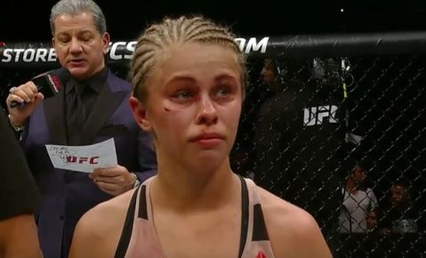 Paige VanZant after first UFC loss: 'I got outclassed in every way'