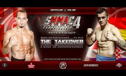 Soldić to fight for the belt in Switzerland (VIDEO)