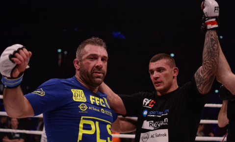Stošić: Cro Cop helped me a lot, now everyone can see I'm a class above Staring