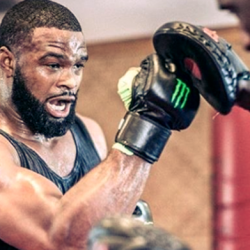 """Woodley's coach: """"Colby is just slow"""""""