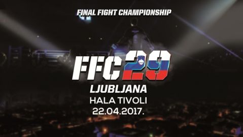 FFC is going to Ljubljana, Slovenia, with FFC 29